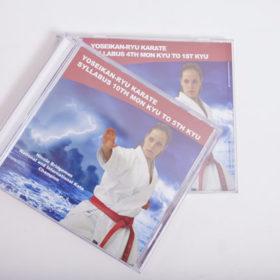 Yoseikan Ryu Karate DVD