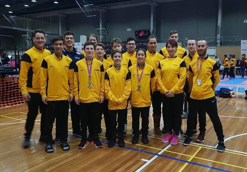 2017 AKF National Championships