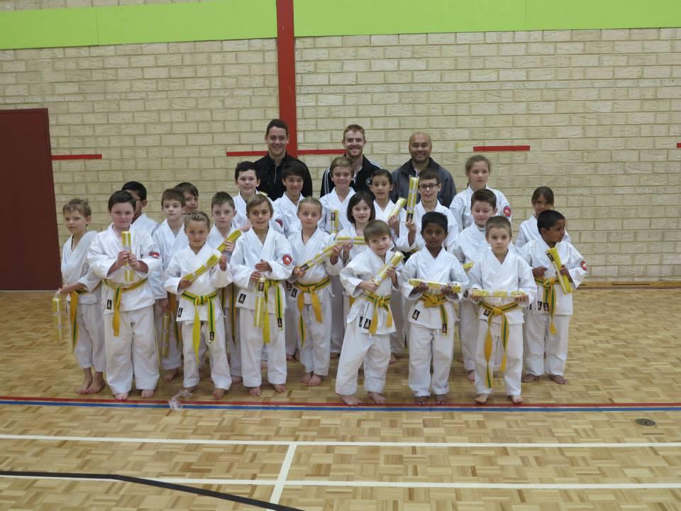 Karategi Adidas K220C Club WKF climacool