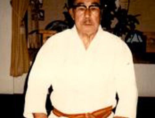 Minoru Mochizuki – 10th Dan